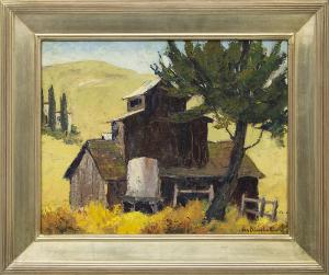 Jon Blanchette, Jam Factory Out of Aptos California, oil painting fine art for sale purchase buy sell auction consign denver colorado art gallery museum