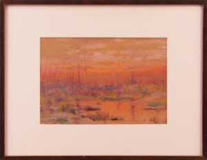 Charles Partridge Adams Denver oil painting art for sale