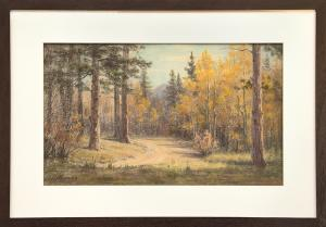 Elsie Haynes Colorado pastel artist woman for sale purchase