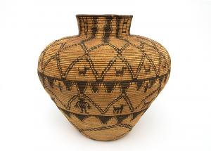 Olla, Apache, circa 1880 19th century Native American Indian antique vintage art for sale purchase auction consign denver colorado art gallery museum