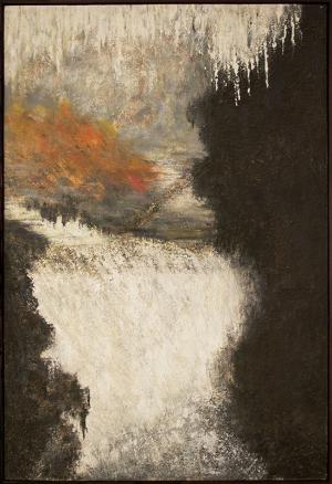 """Ruth Todd, """"The Seventh Day"""", oil painting fine art for sale purchase buy sell auction consign denver colorado art gallery museum"""