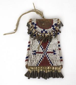 Strike-A-Light Sioux circa 1880 19th century Native American Indian antique vintage art for sale purchase auction consign denver colorado art gallery museum