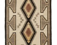 Navajo trading post rug weaving 19th century Native American Indian antique vintage art for sale purchase auction consign denver colorado art gallery museum