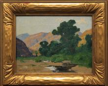 Charles Partridge Adams California landscape painting fine art for sale purchase buy sell auction consign denver colorado art gallery museum