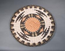 wicker plaque hopi pueblo native american indian for sale purchase consign sell auction art gallery museum denver colorado