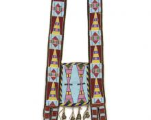 Martingale, Crow, circa 1870, 19th century Native American Indian antique vintage art for sale purchase auction consign denver colorado art gallery museum