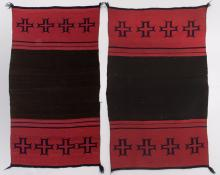 Classic period Dress Half, Navajo, circa 1860 19th century Native American Indian antique vintage art for sale purchase auction consign denver colorado art gallery museum