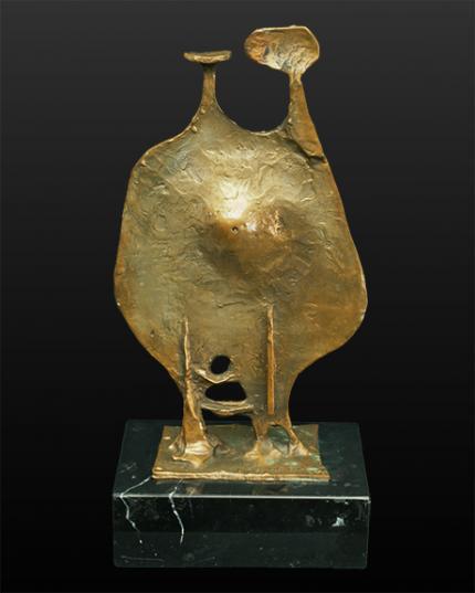 "Edward (Eduardo) Arcenio Chavez, ""Untitled; 5/50"", 1977"