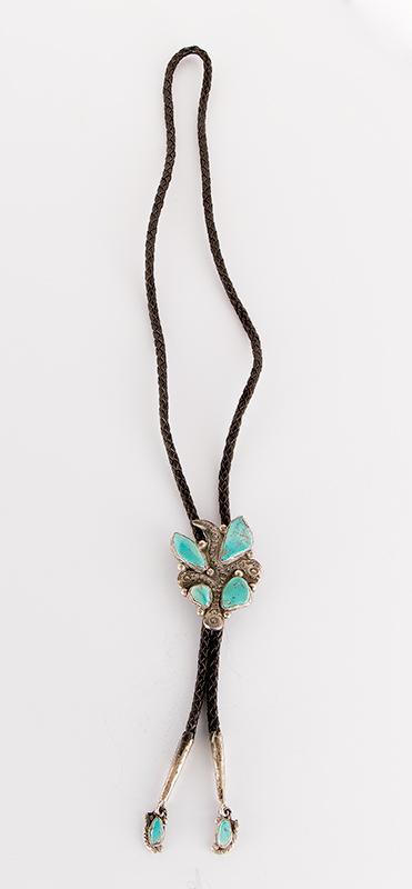 vintage old pawn jewelry zuni pueblo bolo