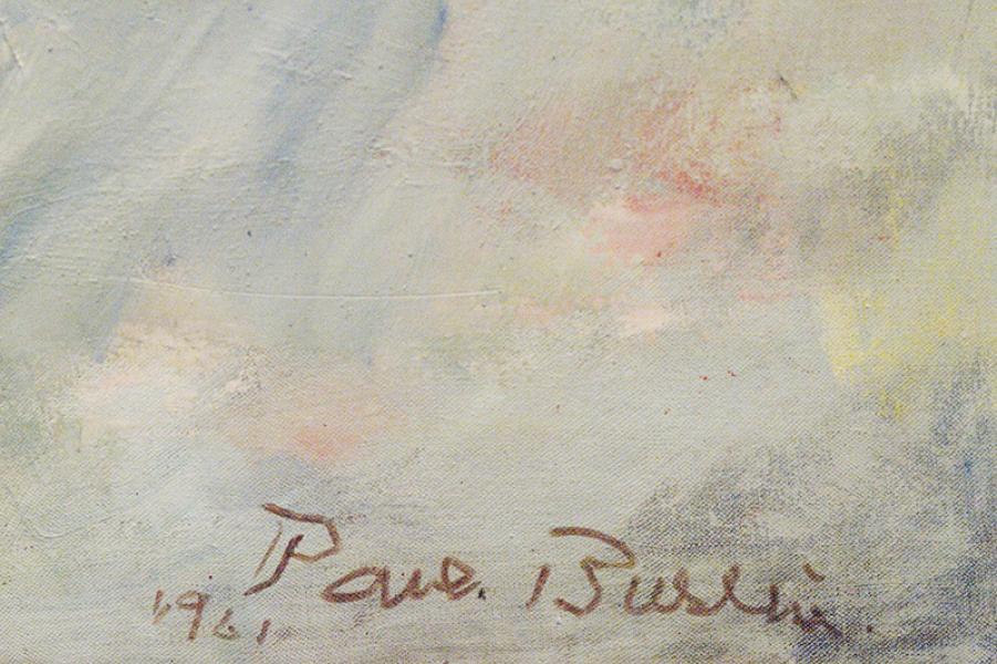 Paul (Harry) Burlin,
