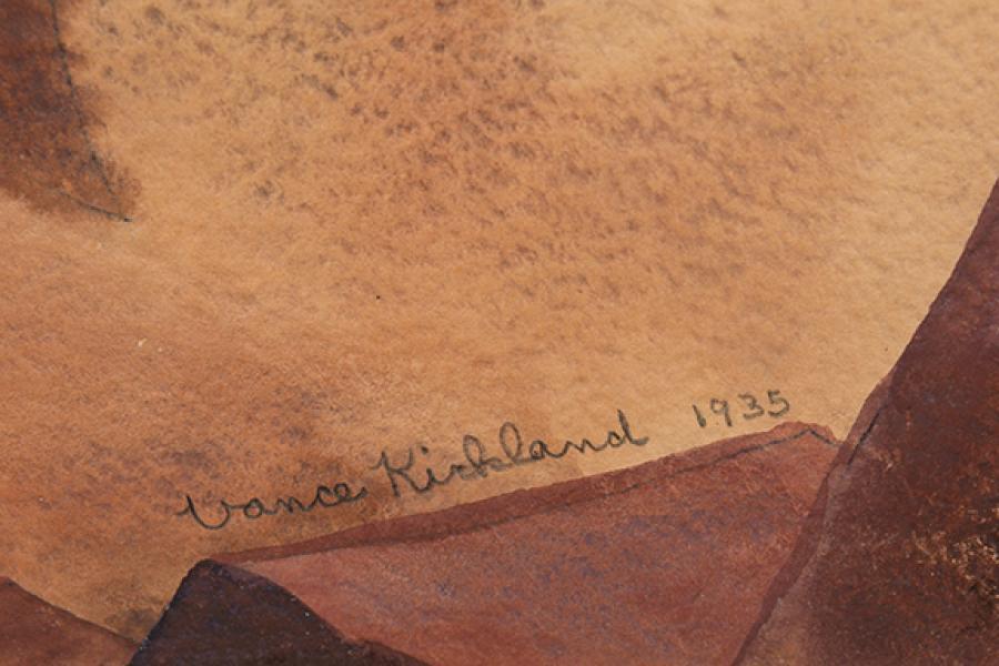 Vance Hall Kirkland,