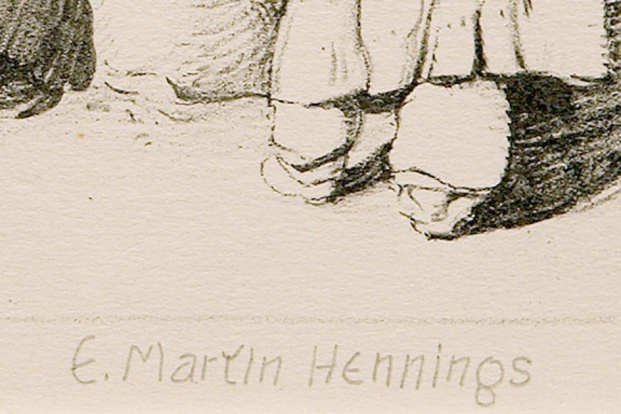 Ernest Martin Hennings,