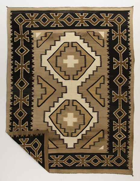 navajo southwestern weaving crystal old antique
