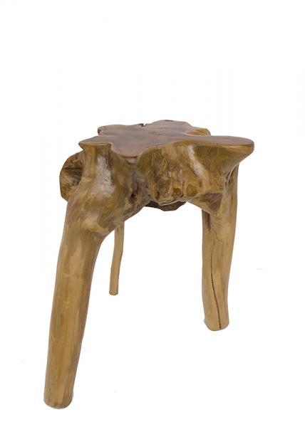 teak side table for sale